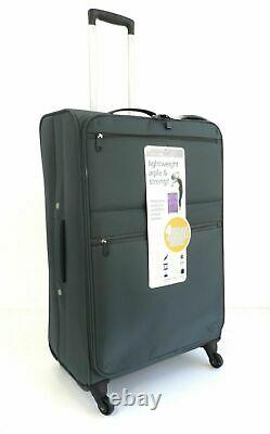 4 Wheel Spinner L Weight Luggage Set Of 3/ Single Suitcases Cabin Trolley Travel