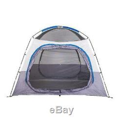 5 Person SUV Camping Travel Tent Outing Concert Festival Easy Set Up Family Camp