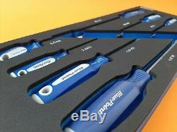 Blue Point 8pc Torx Screwdriver Set, Control Foam, Brand New As sold by Snap On