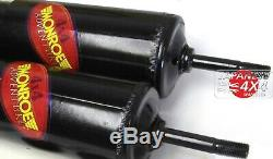 Fits SUZUKI JIMNY Monroe Adventure Front Shock Absorbers x 2 for 1998 on