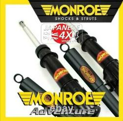 Fits TOYOTA HI LUX SURF KZN185 1995-2000 2 x MONROE FRONT SHOCK ABSORBERS