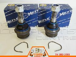 For Vw Transporter T4 1992-2003 Front Axle Upper Ball Joints Meyle Heavy Duty