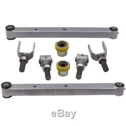 Heavy Duty Upper Lower Rear Control Trailing Arms Set for GM A Body for Jeep