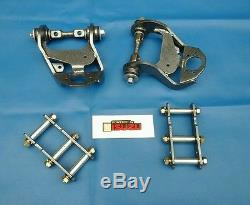 Isuzu 1991-1997 Rodeo/mu 3 Heavy Duty Control Arm / Wishbone lift kit set