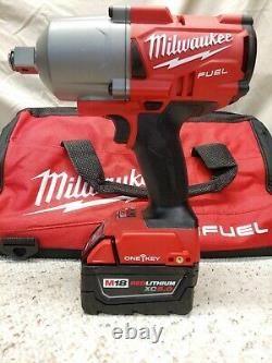 Milwaukee2864-2218V FUEL 3/4 Friction Ring High Torque Impact Wrench SetNew
