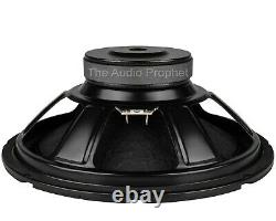 NEW 12 inch (2) set Heavy Duty Replacement 8 OHM Subwoofer Speaker Driver 480W
