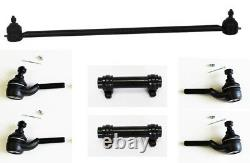 NEW! 1965-66 Mustang Inner & Outer Tie Rod Set, Kit Left & Right Side 6 cylinder